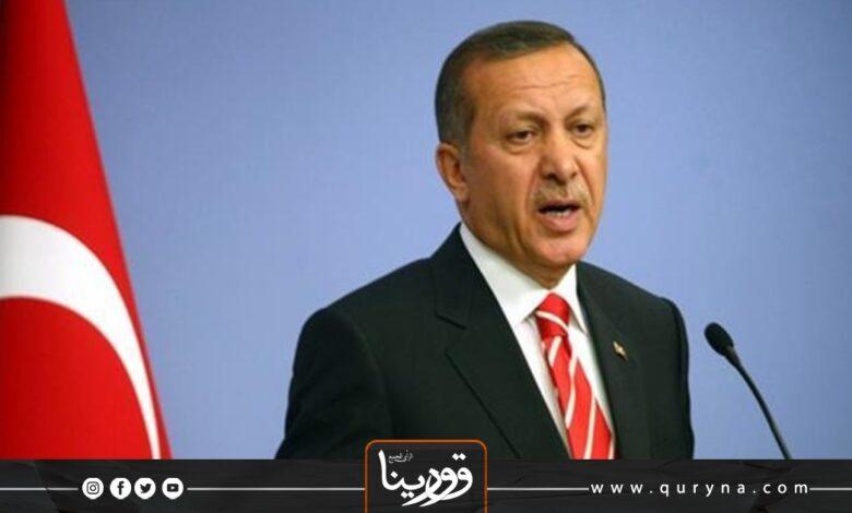 Photo of أردوغان ينتقد الدعوات الأوروبية لإخراج المرتزقة من ليبيا
