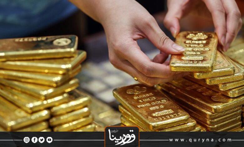 Photo of الذهب يرتفع متأثراً بالدولار