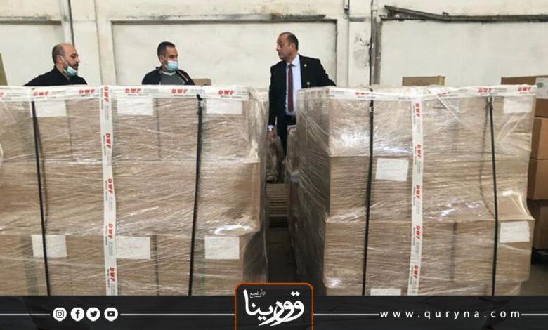 Photo of شركة كندية تتصدق بإختبارات كورونا على ليبيا