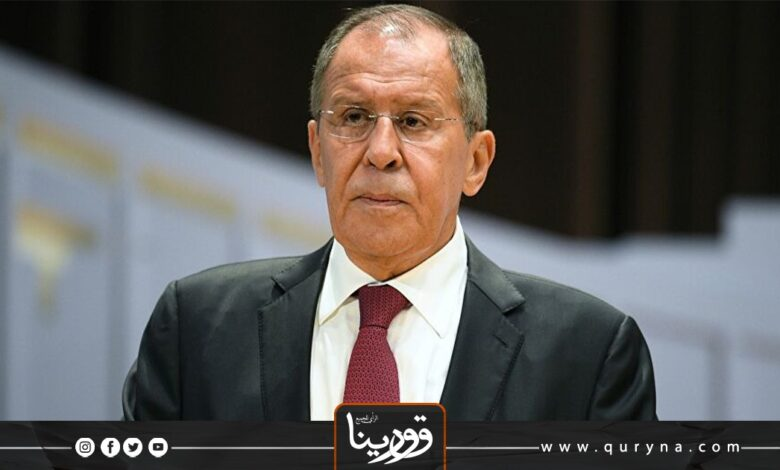 Photo of لافروف يؤكد للمنفي و ادبيبة حرص موسكو على تطوير العلاقات مع ليبيا