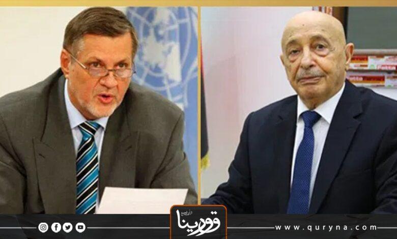 Photo of صالح وكوبيش يشددان على ضرورة إجراء الانتخابات في موعدها