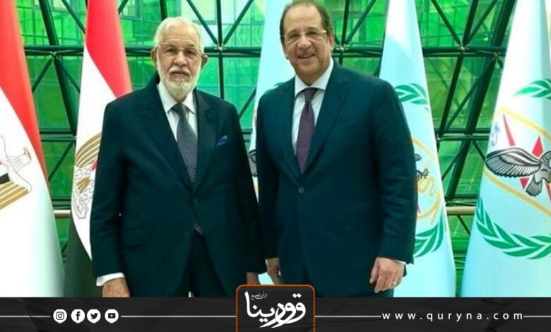 Photo of كامل يؤكد لسيالة دعم القاهرة للسلطة التنفيذية الجديدة