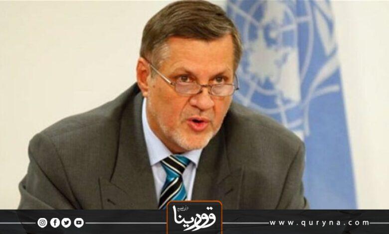 Photo of كوبيش يؤكد التزام الأمم المتحدة باستقرار ليبيا