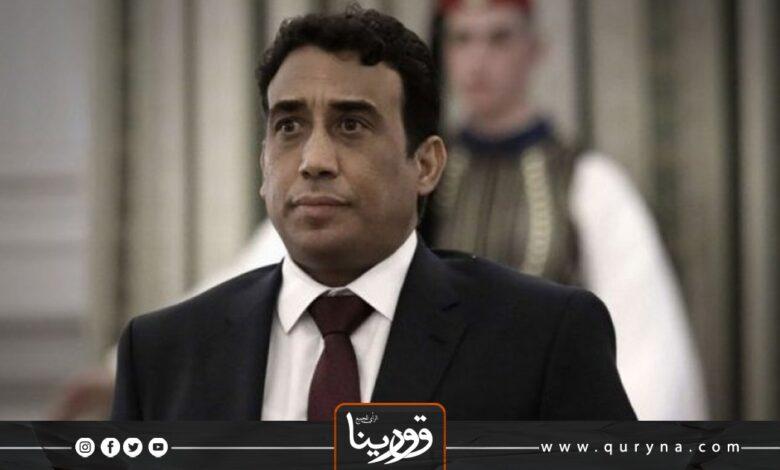 Photo of بعد إنتخابه رئيسًا للرئاسي.. المنفي يزور مدينة بنغازي غدًا