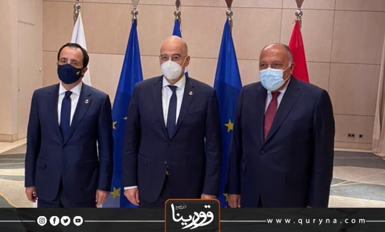 Photo of توافق عربي أوروبي على ضرورة سحب المرتزقة من ليبيا