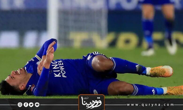 "Photo of الإصابة تبعد ""جاستن"" عن ليستر سيتي لنهاية الموسم"