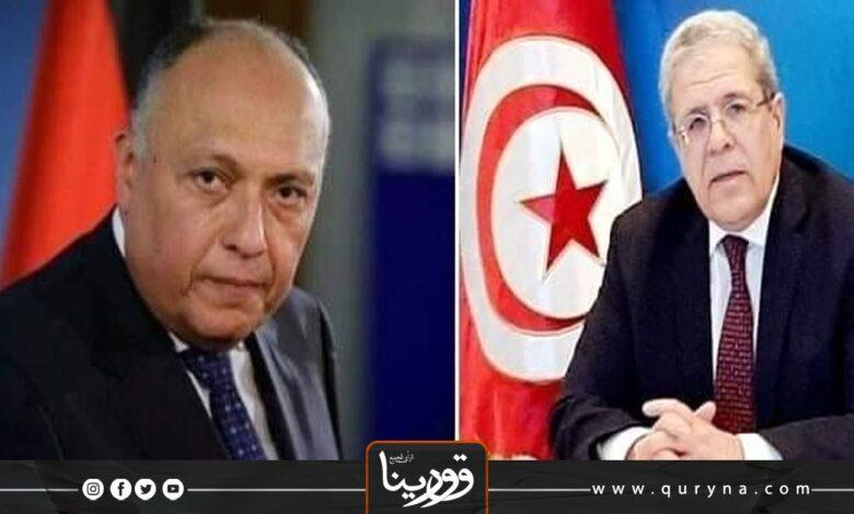 Photo of مباحثات مصرية تونسية حول ليبيا