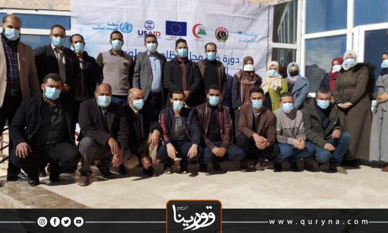 Photo of صدقات دولية لـ 24 بلدية في ليبيا