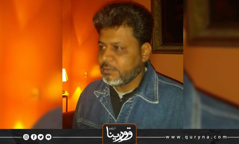 Photo of ( تعال اشوي نحكيلك اشوي- أنت ليش عندي كل شي) شعر شعبي للشاعر صلاح سرير الزوي