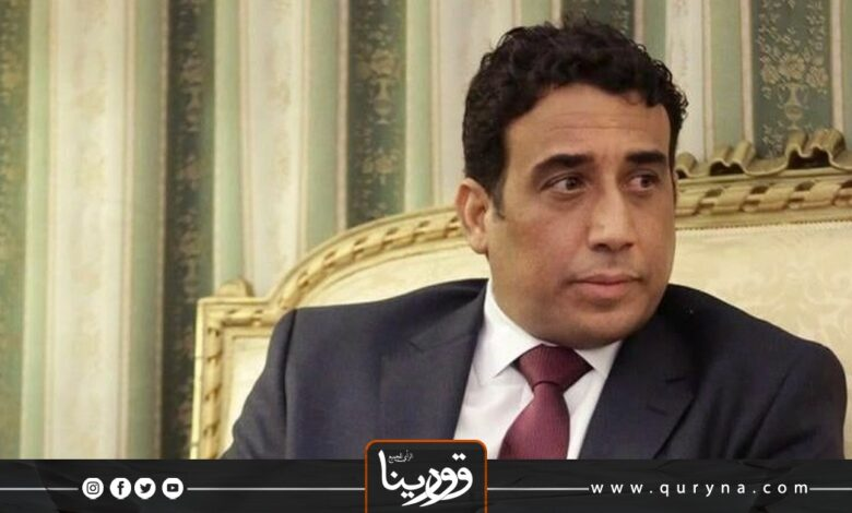 Photo of لأول مرة بعد انتخابه _ المنفي يصل طرابلس غدًا