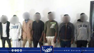 Photo of ضبط 7 أشخاص متلبسين بسرقة حديد الصوبات الزراعية بمنطقة سيدي فرج