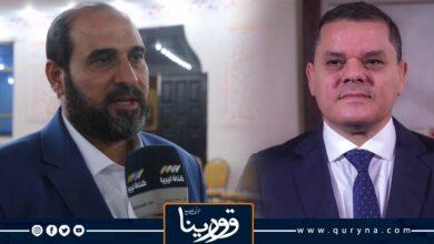 Photo of العقيبي يطالب باستدعاء الدبيبة غدًا لمعرفة كيفية اختيار تشكيلة الحكومة