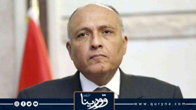 "Photo of ""الخارجية المصرية"": لا يمكن تحقيق الاستقرار في ليبيا في ظل استمرار التدخلات التركية في المنطقة"
