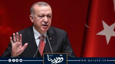 Photo of أردوغان: من المهم أن تتولى الحكومة الجديدة في ليبيا السلطة في أسرع وقت