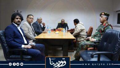"""Photo of شكري يؤكد لـ """"كوبيش"""" أهمية استكمال المساري السياسي في ليبيا وصولاً لإجراء الانتخابات"""