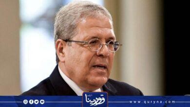 Photo of وزير خارجية تونس يرحب باختيار سلطة تنفيذية جديدة في ليبيا تمهيدًا لإجراء الانتخابات