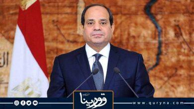 Photo of خلال زيارته للخرطوم.. السيسي: نحرص على دفع التعاون الثنائي بين البلدين