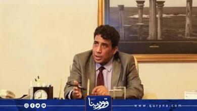 Photo of المنفي يبارك عملية إطلاق سراح الأسرى بمبادرة لجنة حوار مدينة الزاوية