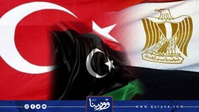 "Photo of ملامح صفقة مصرية – تركية جديدة وليبيا في ""الوسط"""