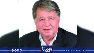 """Photo of الكاتب العربي اللبناني الكبير وليد الحسيني في الجزء الثاني من حواره مع صحيفة """"قورينا"""""""