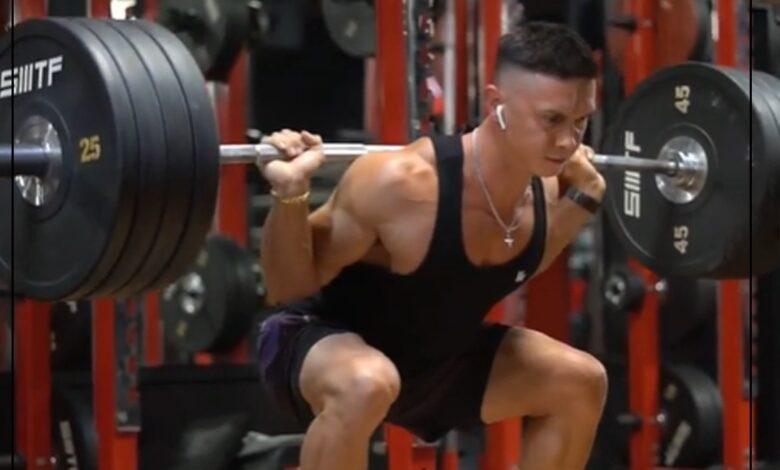 Photo of تمارين تقوية عضلات القدم