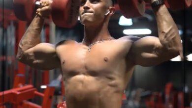 Photo of تمارين تقوية عضلات الكتف