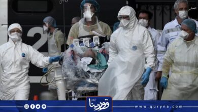"Photo of إيطاليا ترسل مليون كمامة ""صدقات"" إلى ليبيا لمواجهة فيروس كورونا"