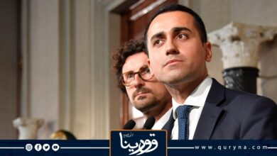 Photo of دي مايو يطالب واشنطن بالعمل على إخراج المرتزقة من ليبيا