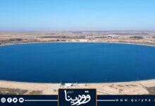 Photo of النهر الصناعي العظيم يجتاز حاجز المليون متر مكعب يوميا