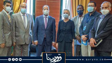 Photo of علي الزناتي يشترط التزام منظمة الصحة العالمية بالضوابط التنظيمية للتعاون