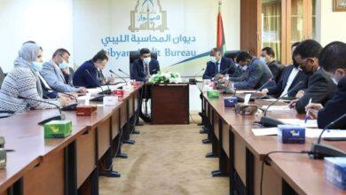 Photo of وزير المالية يبحث إجراءات منظومة التتبع الإلكتروني والمرتبات الموقوفة