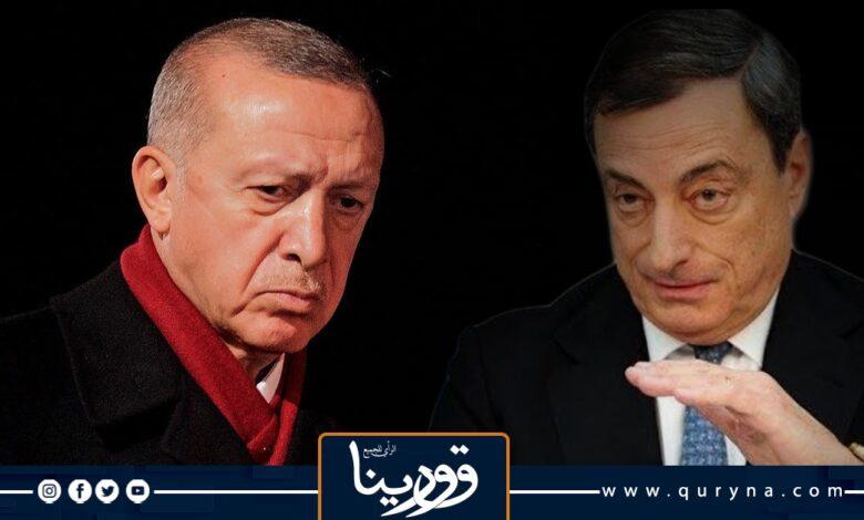 "Photo of على غرار ماكرون.. دراجي يصف أردوغان بـ""الديكتاتور"" بعد إهانته رئيسة المفوضية الأوروبية"