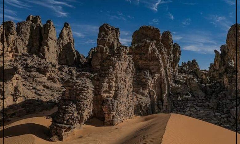 Photo of صحراءنا الليبية الجميلة