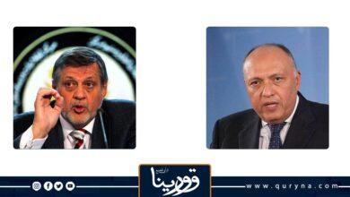 Photo of مبعوث الأمم المتحدة يبحث مع رئيس جهاز المخابرات المصرية سبل دعم توحيد المؤسسات الأمنية في ليبيا