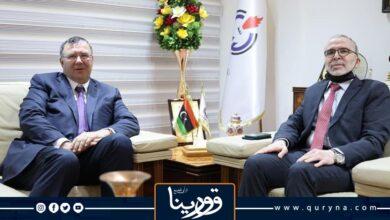 "Photo of صنع الله: انتاج النفط من حقلي ""جالو"" و ""م ن 98"" سيصل إلى 175 ألف برميل"