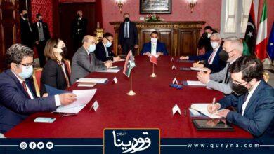 Photo of وزير الدفاع الإيطالي يدعم التعاون المدني والعسكري مع ليبيا