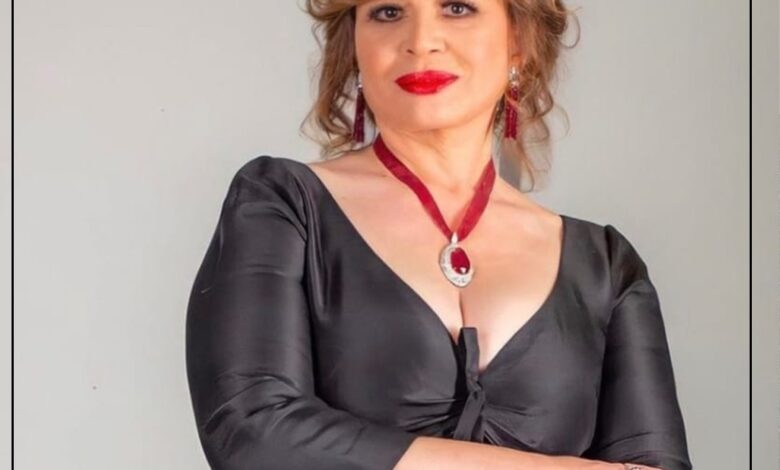 Photo of أحدث إطلالة للممثلة المصرية الجميلة إلهام شاهين