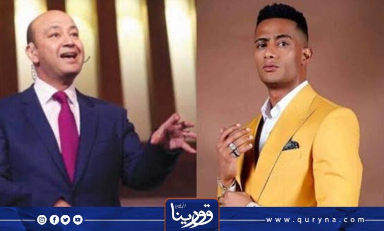 """Photo of تصاعد أزمة محمد رمضان وعمرو أديب .. """"دوبلاج"""" صوتي والأخير يرفع قضية"""