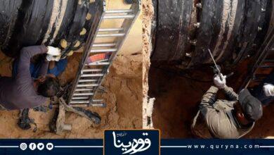 Photo of النهر الصناعي العظيم: قد نضطر لقطع المياه عن ترهونة بسبب الاعتداءات