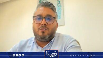 """Photo of بالفيديو.. أحمد السنوسي يعطى """"حفتر"""" درسا محرجا حول لغة الأرقام"""