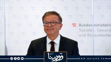 Photo of بسبب الإرهاق فى مواجهة كورونا.. وزير الصحة النمساوي يقدم استقالته