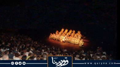 Photo of موشحات ليبية بعنوان طرز الريحان حلة الورد