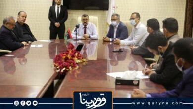 Photo of المبروك محمد نصر رئيسًا جديدًا للمجلس التسييري لبلدية اجدابيا