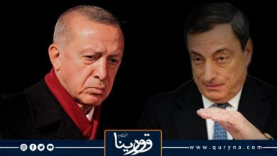 "Photo of على غرار ماكرون.. أردوغان يرد على دراجي بعد وصفه بـ""الديكتاتور"": وقح ولا يعرف تاريخه"