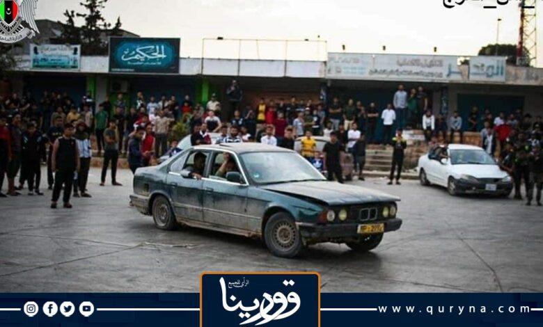 Photo of مديرية أمن المرج تستجيب لشكاوى أصحاب المحلات بساحة سوق فلسطين