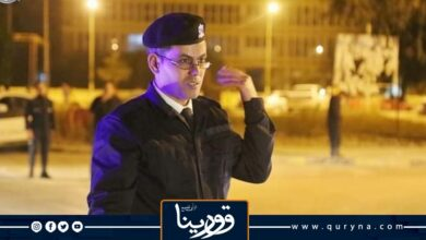 Photo of دوريات أمنية لحفظ الأمن وفرض القانون بالمرج خلال شهر رمضان المبارك