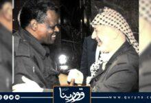 Photo of أسرة القائد الشهيد معمر القذافى تنعى اللواء بشير أحميد التاورغي