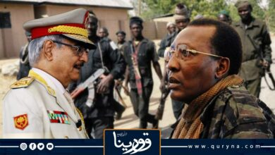 Photo of موقع فرنسى يكشف كيف قتل الرئيس التشادى بسلاح حفتر