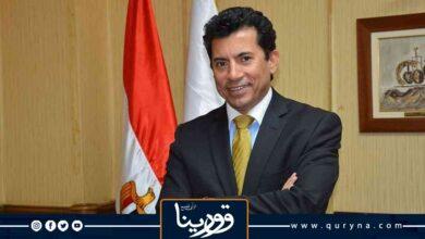 Photo of نجاة وزير الشباب والرياضة المصري من حادث سير