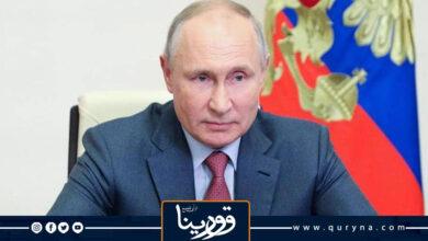 """Photo of الرئيس الروسي يتوعد أوكرانيا بعد ملاحقة """"النائب الخائن"""""""